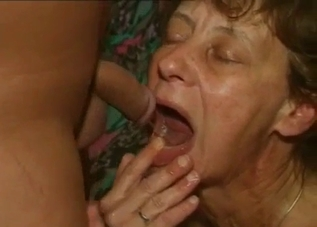 Tanned chick in an incest-style orgy